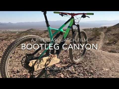 Bootleg Canyon MTB