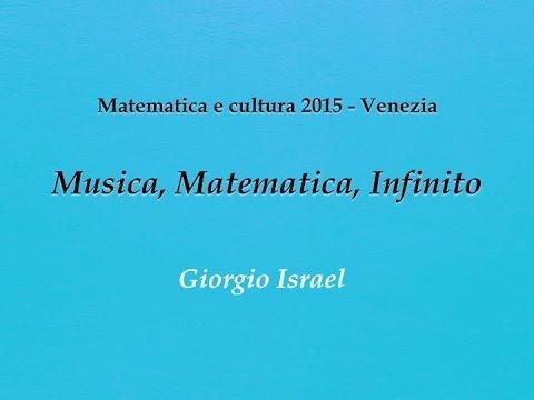 Musica, Matematica, Infinito