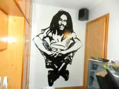Mural Bob Marley By  Part 35