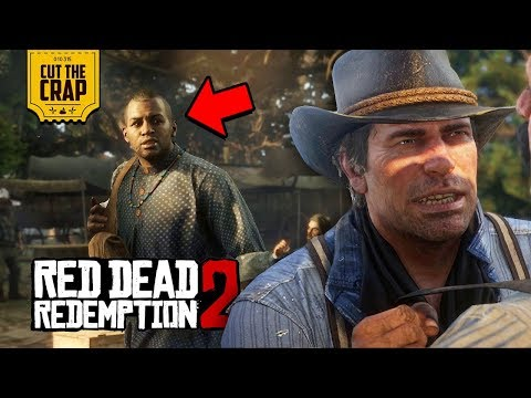 """ЧТО ПОКАЗАЛИ В ТРЕЙЛЕРЕ """"RED DEAD REDEMPTION 2""""   ROCKSTAR GAMES PS4, XBOX ONE, PC 2018"""