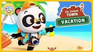 Доктор Панда и друзья плывут в круиз * Dr. Panda Отпуск на островах * Мультик игра на Kids PlayBox