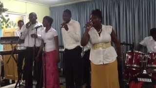 Testimony Gospel Band live, i know who i am