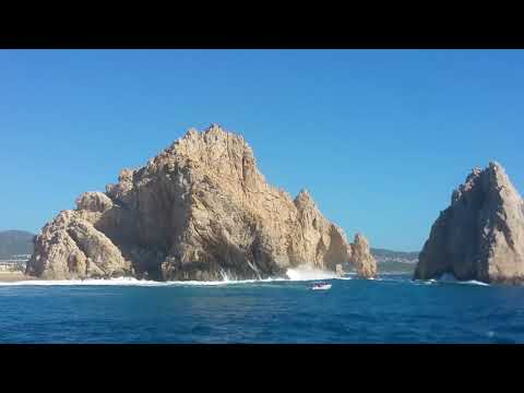 El Arco de Cabo San Lucas, Sea of Cortez. Nov. 10, 2017