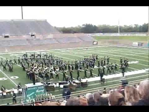 Poteet Pirate Band 10-14-09