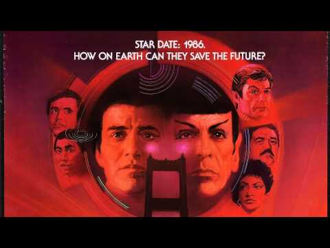 Star Trek IV - Alternate Main Title Theme (unused)