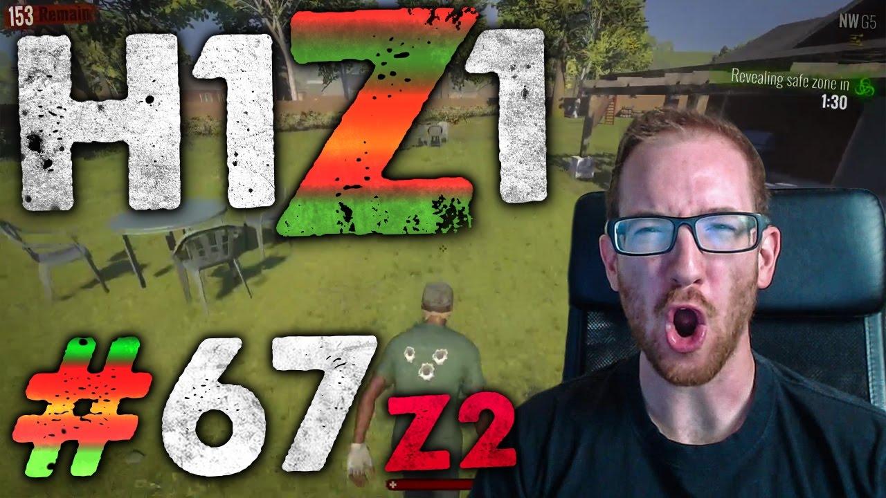 Download BEST SHOTGUN IN THE GAME?? | H1Z1 Z2 Battle Royale #67 | OpTicBigTymeR