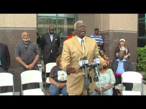 News conference regarding Corey Jones shooting Part 2