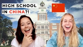 Growing up in China & attending International High School as Danish/Chinese 🇨🇳🇩🇰