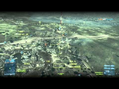 BF3 Video - The Art of TV Missile Shooting - 3st