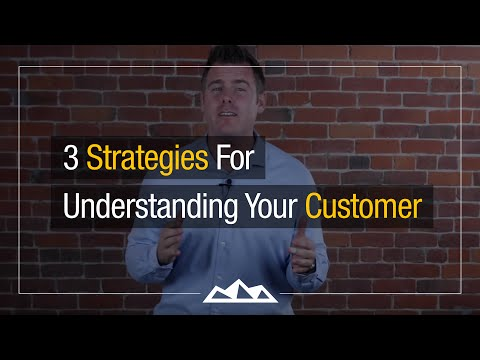 How to Understand Your Customer So Well That Your Product Will Sell Itself