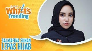 Salmafina Sunan Mantap Lepas Hijab
