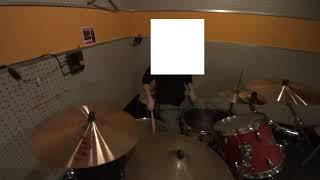 藍坊主のグッドパエリアのドラムコピー動画です。