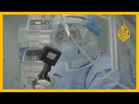 ???? شاهد.. مستشفى رينمين في ووهان الذي صارع وباء #كورونا  - نشر قبل 4 ساعة