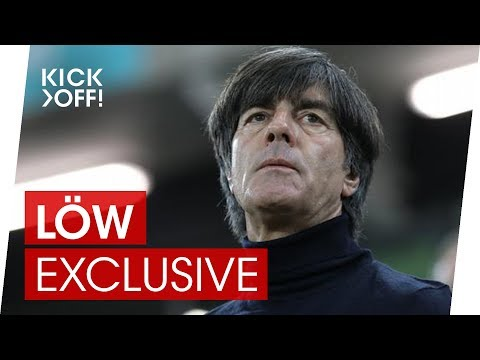 Joachim Löw, how will you win the 2018 World Cup in Russia with Germany? | Interview
