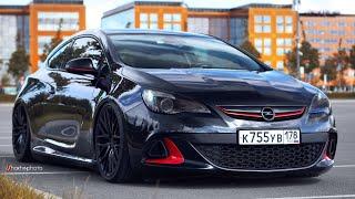 Opel Astra GTС AIR 500 тыс в тюнинг!