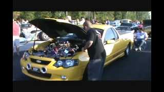 RDP Motorsport USA Ford XR8 Ute finally on the road