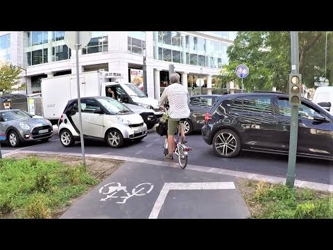How to Clean a Blocked Bike Lane