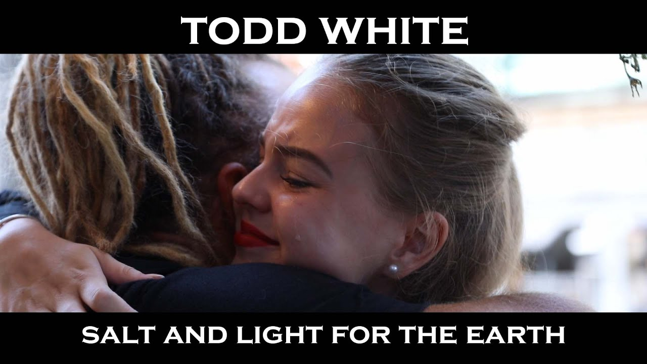 Todd White - Salt & Light for this Earth (Restaurant Testimonies)