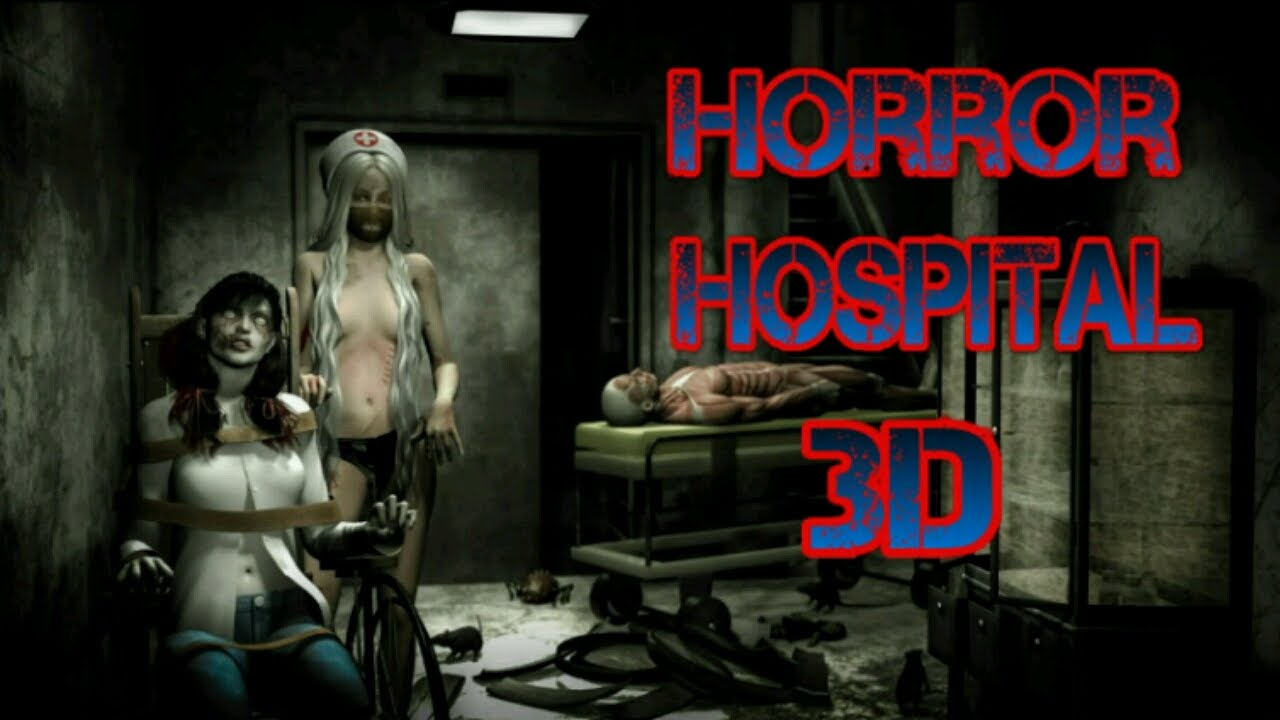 Horror Hospital Horror Hospital 3D Scary gaming must watch YouTube