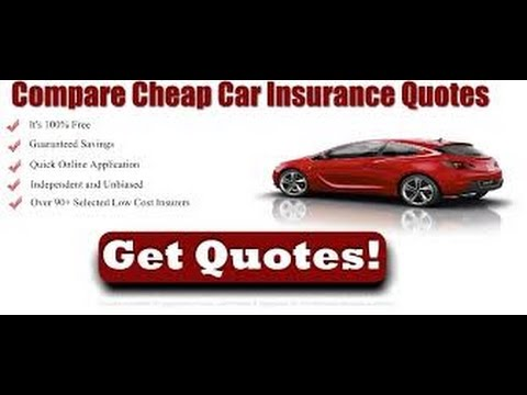 Cheapest Car Insurance Companies For Young Drivers - YouTube