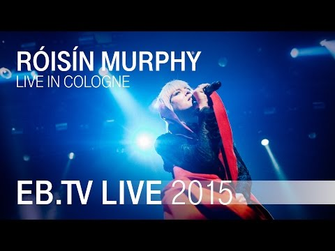 RÓISÍN MURPHY live in Cologne (2015)