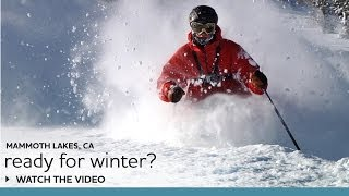 Mammoth Ski & Snowboard 2013 Preseason Stoke Video | Who Wants Some?