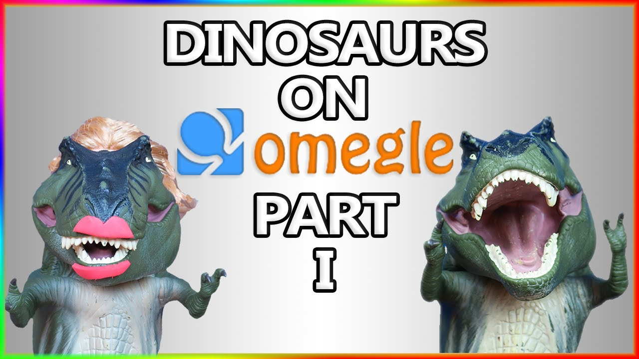 Image result for omegle dinosaur