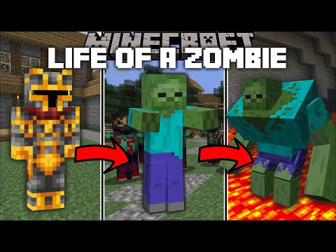 Minecraft LIFE AS A ZOMBIE MOD / MUTATED CREATURES ROAM FREE IN OUR MINECRAFT WORLD!! Minecraft Mods