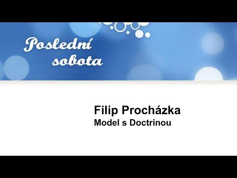 Filip Procházka – Model s Doctrinou