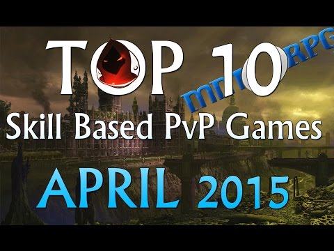Ripper's Top 10 Competitive Skill Based PvP Games List [April 2015]
