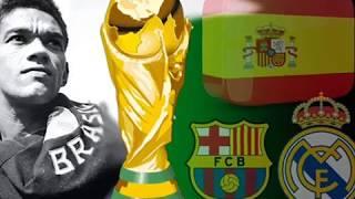 Чемпионат мира по футболу 2018. Легенды мирового футбола