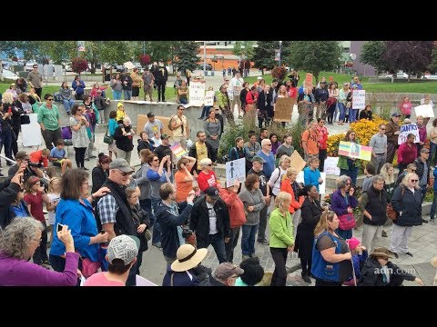 Stand Against Racism in Anchorage