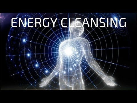 Energy Cleansing Guided Meditation | Clearing Negativity | P