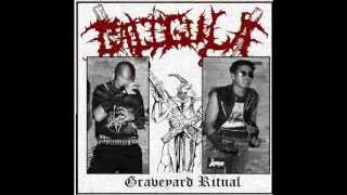 "Caligula "" Graveyard Ritual ""  Black vomit from the demo tape 2009"
