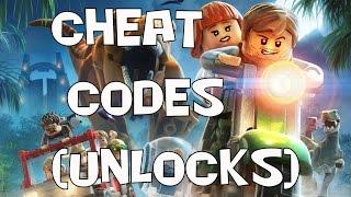 Lego: Jurassic World Cheat Codes