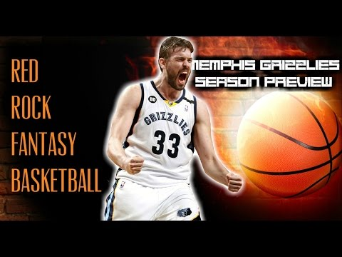 Memphis Grizzlies Season Preview