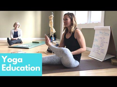 Active Vs Passive Stretches In Yoga