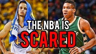 Why the NBA is SCARED of a Future Bucks DYNASTY!