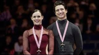 Tessa Virtue and Scott Moir's Ice Dancing Gold Medal