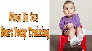 When Do You Start Potty Training, Potty Training Methods, Potty Training Techniques, Potty Training