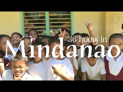 Vlog: 36 hours in Mindanao with KC Concepcion