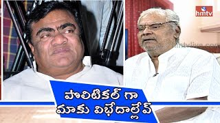 babu mohan crying about cm kcr