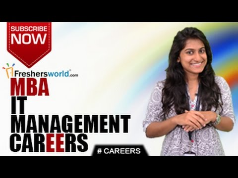 CAREERS IN IT MANAGEMENT- BBM,MBA,Executive Recruiter,Business,Job Opportunities,Salary Package