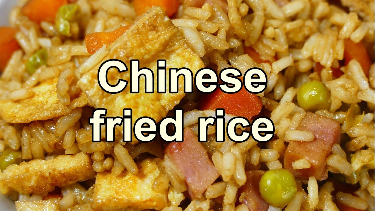 Tasty chinese fried rice easy food recipes videos for dinner to tasty chinese fried rice easy food recipes videos for dinner to make at home youtube forumfinder