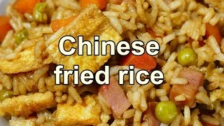 tasty chinese fried rice easy food recipes videos for dinner to make at home