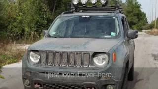 Jeep Renegade Modification