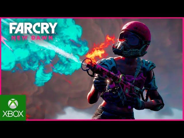 Far Cry New Dawn: Launch Gameplay Trailer | Ubisoft