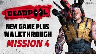 Deadpool The Game - Chapter 4 - Genosha