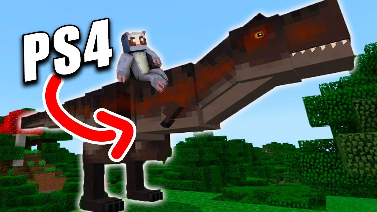 DINOSAURIOS GRATIS Minecraft Bedrock