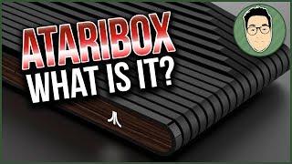 Ataribox: What Is It?   Samuel Langford
